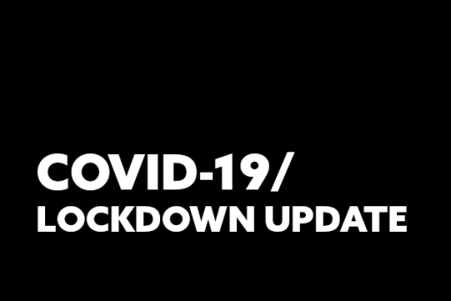 National Lockdown | Sport and fitness activity paused from Thursday 5 November.