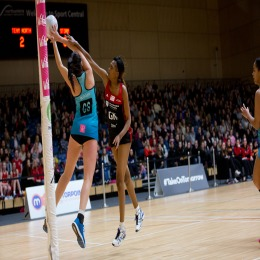 Northumbria Star Ngwira Bites Back
