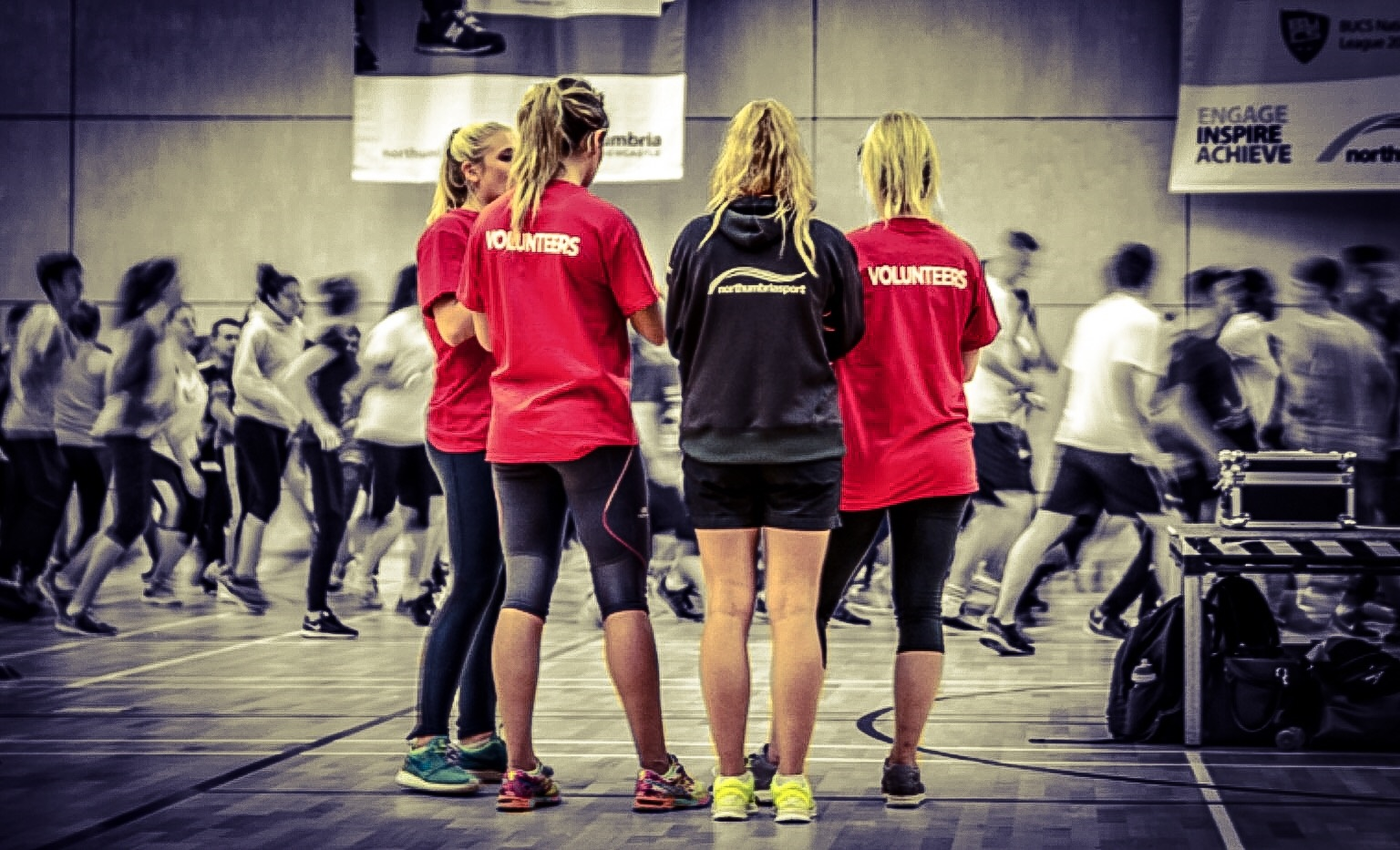 Applications NOW OPEN for NEW Northumbria Sport volunteer and paid roles!