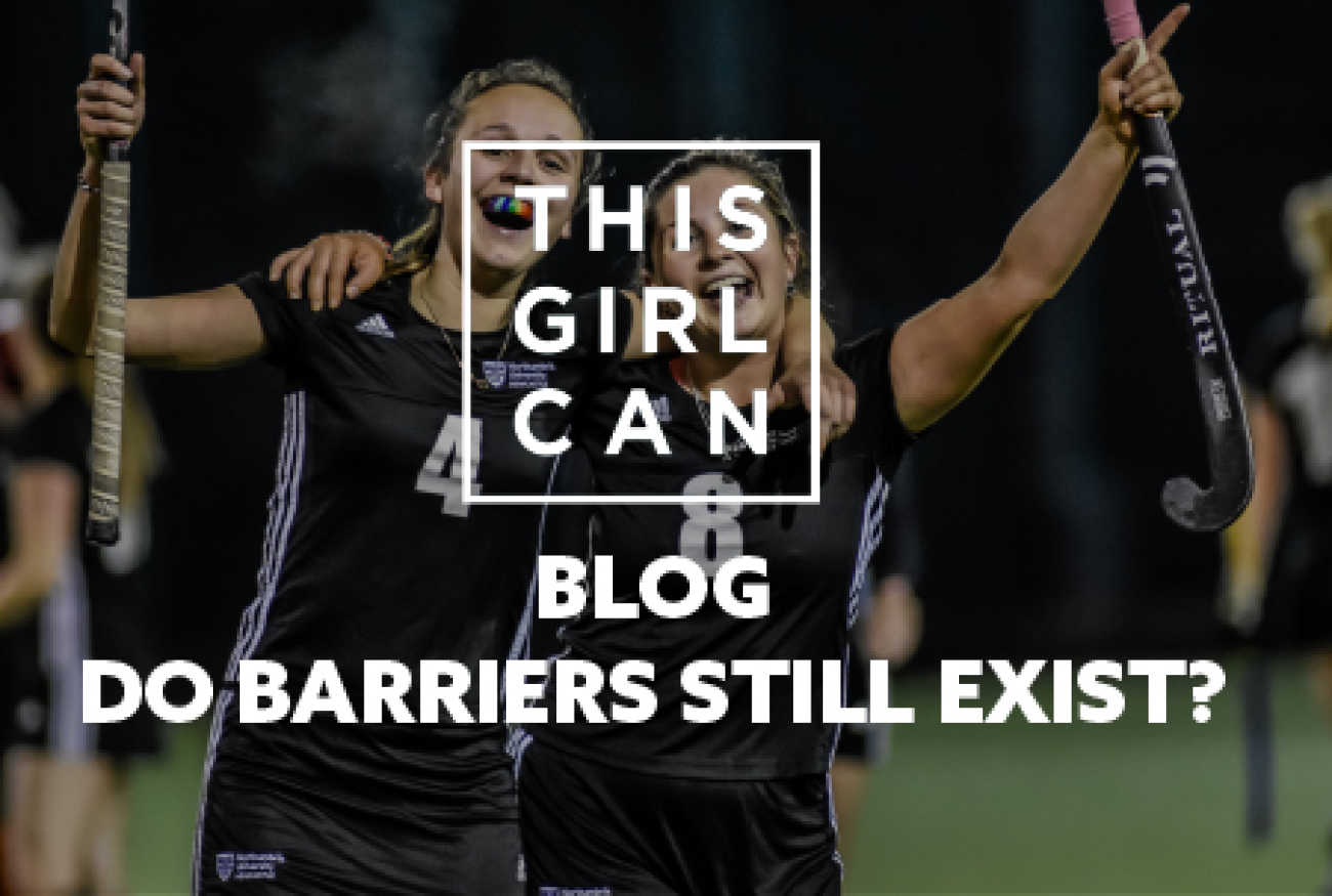 BLOG Barriers to Female Participation- Megan Higgs