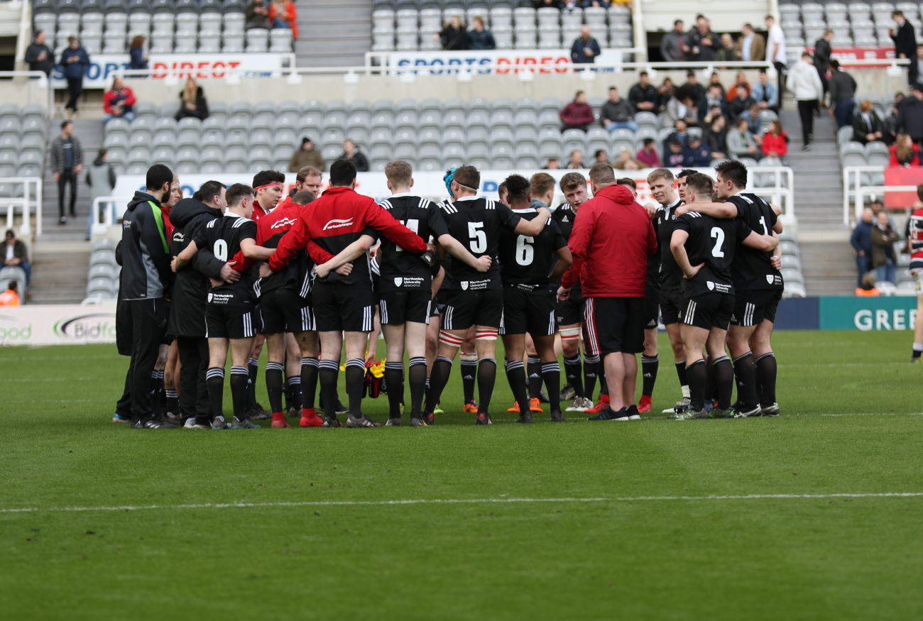 Rugby Union Recognises Northumbria