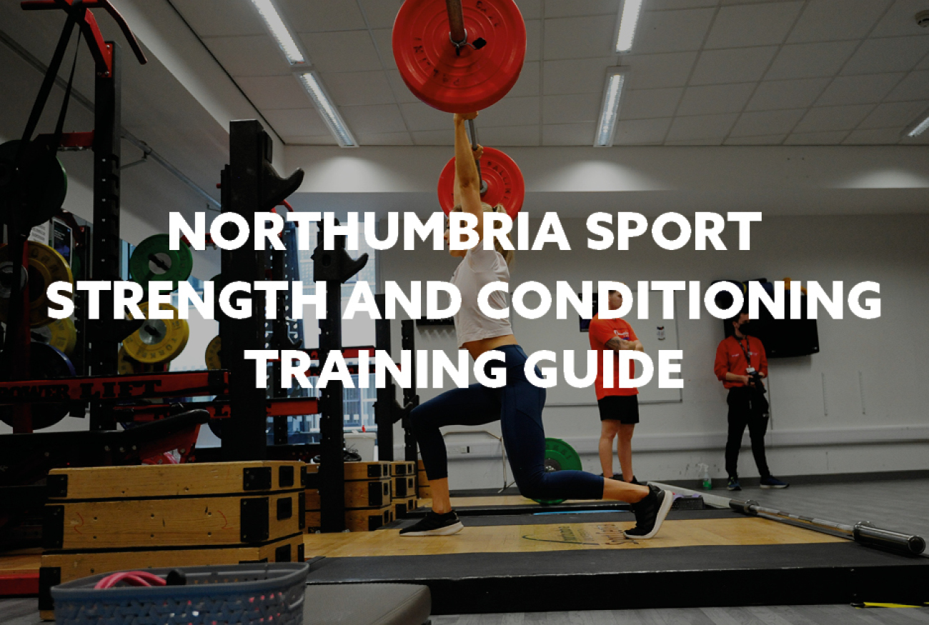 Northumbria Sport S&C Guide