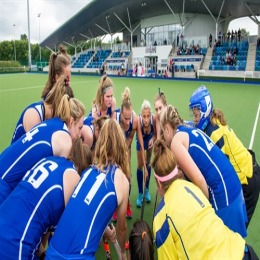 Northumbria Hockey Star Sticks In