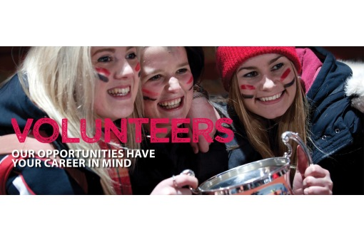 Volunteer With Northumbria NOW - Deadline Sunday!
