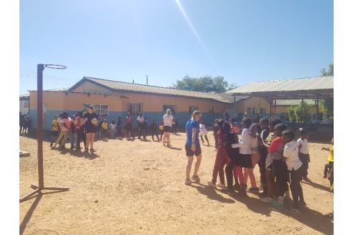 BLOG | Wallace Group Volunteer Zambia 'A Day in Zambia'