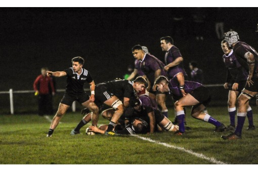 NORTHUMBRIA READY TO TACKLE TRENT