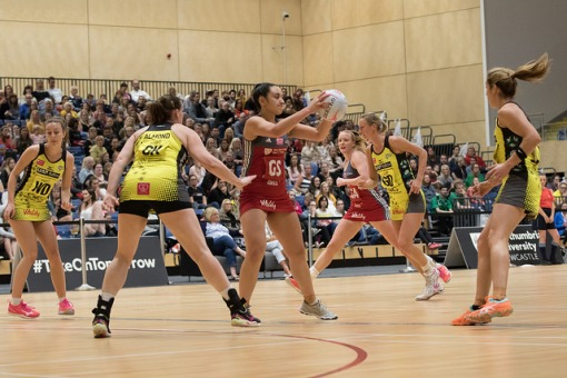 Northumbria Can't Thwart Thunder