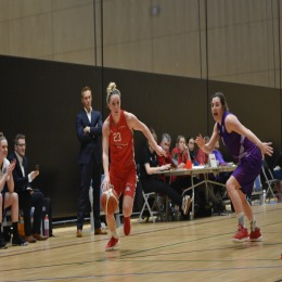 Northumbria Prepare For Playoffs