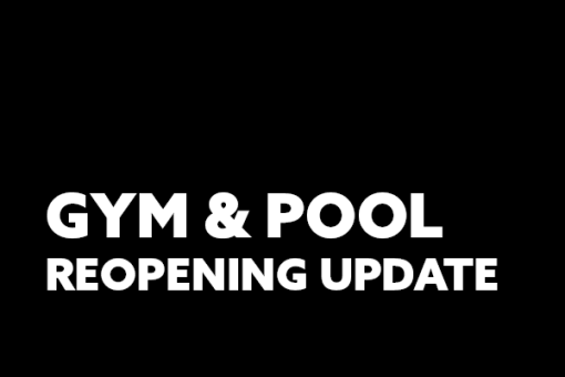 Sport Central Gym and Pool to reopen on the 2 December