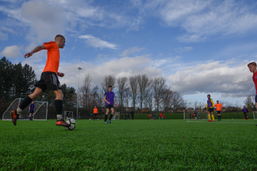 BLOG | BACK ON THE PITCH WITH THE CAMPUS FOOTBALL LEAGUES