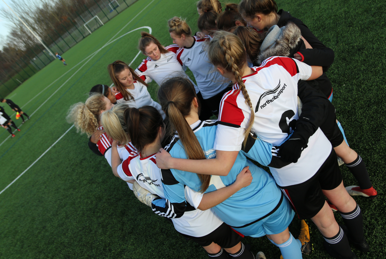 WONDERFUL WEEK FOR NORTHUMBRIA'S WOMEN