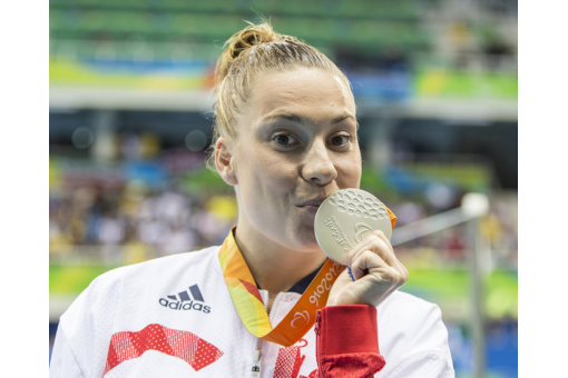 Paralympic Swimming Success