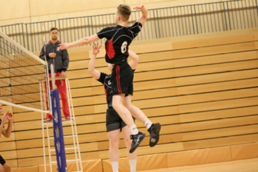 Team Northumbria Men's Volleyball