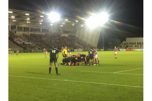 Northumbria Suffer Clash Heartache