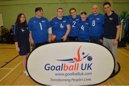 The Social Week of Action - Spotlight on Goalball Volunteering