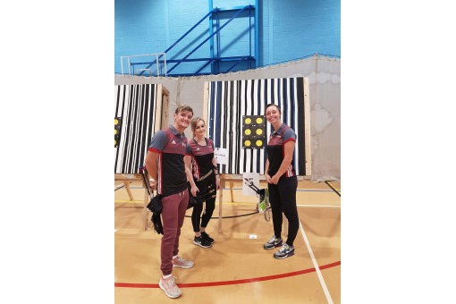 NORTHUMBRIA SPORT SHOOTING FOR SUCCESS