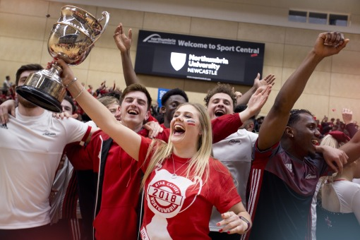 Northumbria Sport President Role Up For Grabs!