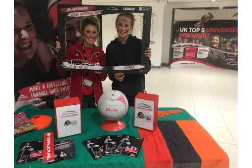 Northumbria Students Chase Zambia Target